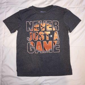 Champion Basketball T-Shirt • Boys Size Small 6/7